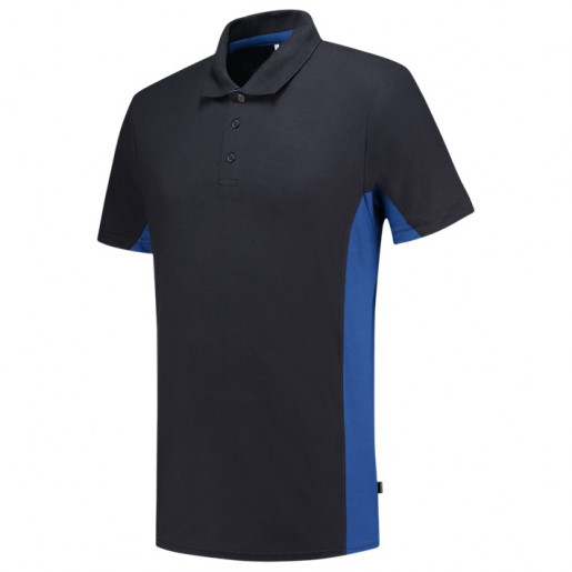 Polo Bi-Color zwart blauw.jpg1