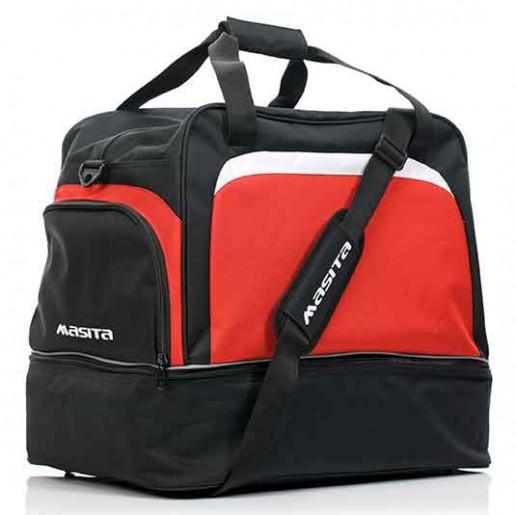 masita sporttas striker met schoenenvak rood zwart.jpg1