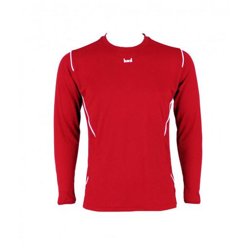 sportshirt rood goedkoop voordelig rood shirt sportshirt voetbalshirt.jpg1
