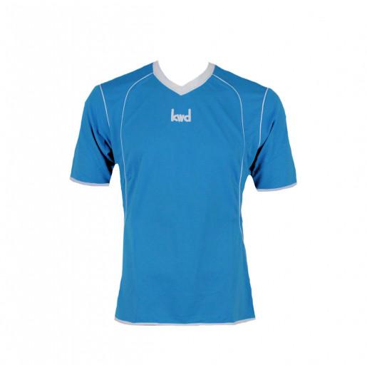 victoria korte mouw lichtblauw hemelsblauw sportshirt.jpg1