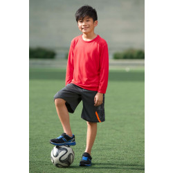 Gildan Kids Sportshirt Performance lange mouw