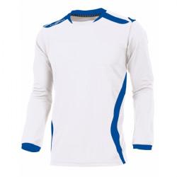 hummel shirt club lm wit blauw.jpg1