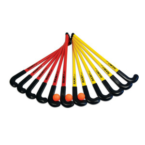 Play Fit Hockeysticks set