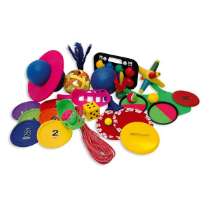Schoolplein Speel Set