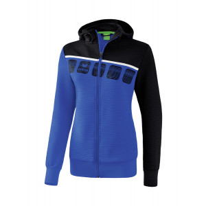 Erima Dames Trainingsjack 5-C
