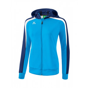 Erima Dames Hooded Trainingsjack Liga 2.0