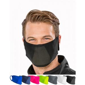 Natuurlijk mondkapje Anti-bacterieel - 10 stuks