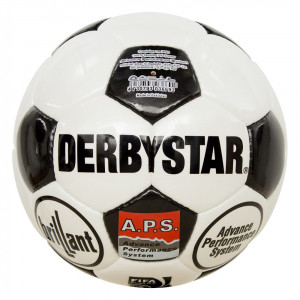 Derbystar Voetbal Brillant Retro, mt 5