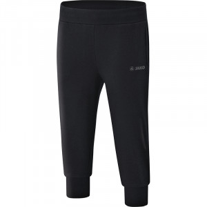 Jako Dames Trainingsbroek Sweat Basic Capri
