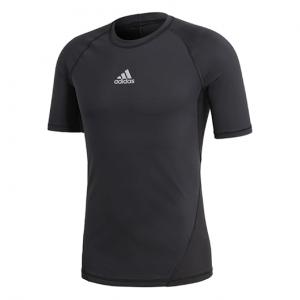 Adidas Thermoshirt/Ondershirt Alphaskin korte mouw