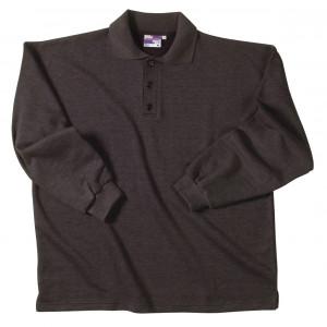 Sweater met polokraag