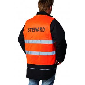Organisatiehesje Steward