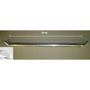 Ras Kleine schoor voor 601-623, aluminium