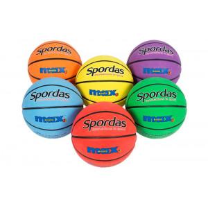 6 Spordas Max Basketballen