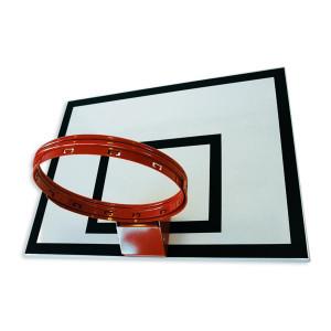 Basketbalring, wedstrijd