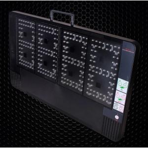 Elektronisch dubbelzijdig wisselbord