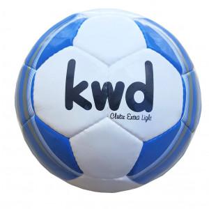 KWD Lichtgewicht voetbal Clubz 290/310 gr. maat 5