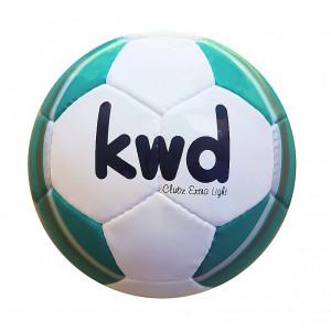 KWD Lichtgewicht voetbal Clubz 290 gr. maat 4