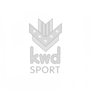 KWD Stel jeugd doelnetten 5,0x2,0x0,9x2,0 m, wit