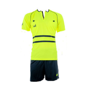 KWD Scheidsrechterset Referee korte mouw