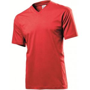 Stedman T-shirt Classic V-Neck for Him korte mouw