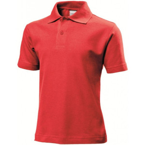 Stedman Polo for Kids korte mouw