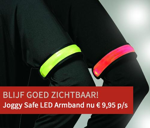 Joggy Safe LED Armband